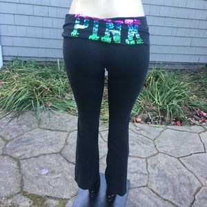 Xs Short Victoria's Secret yoga fold over pants